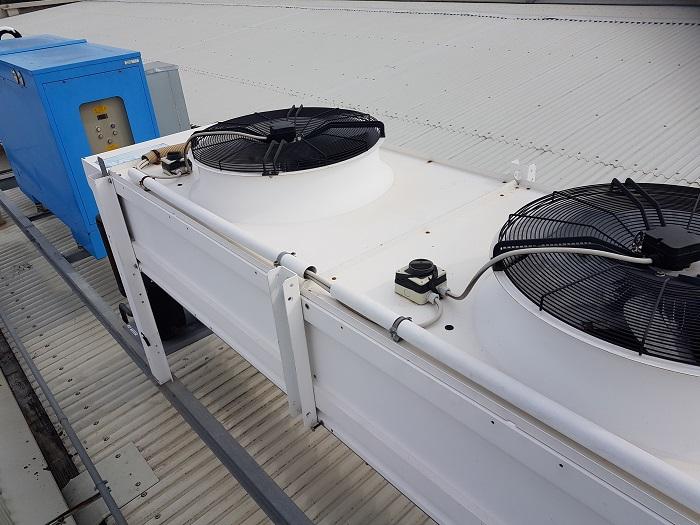 Manutenzione preventiva impianto di refrigerazione