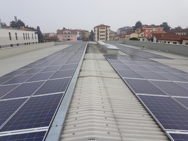 Manutenzione preventiva panelli fotovoltaici