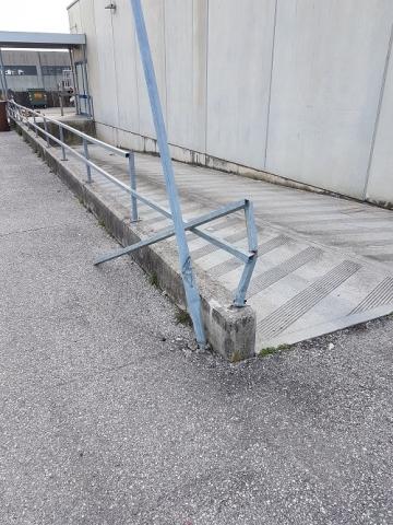 Manutenzione recinzioni e cartellonistica